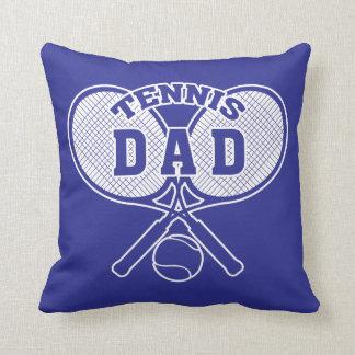 Tennis Dad Cushion