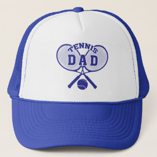 Tennis Dad Trucker Hat