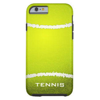 Tennis Design iPhone 6 Case Tough iPhone 6 Case