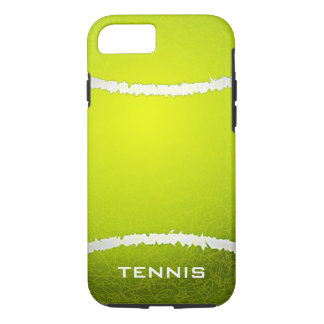 Tennis Design iPhone 7 Case