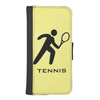 Tennis Design iPhone Wallet
