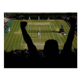 Tennis Design Postcard