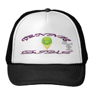 Tennis Diva Trucker Hat