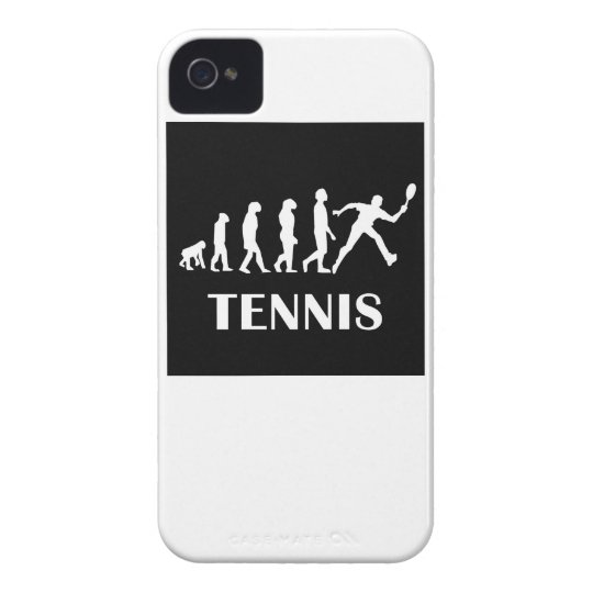 Tennis Evolution iPhone 4 Covers