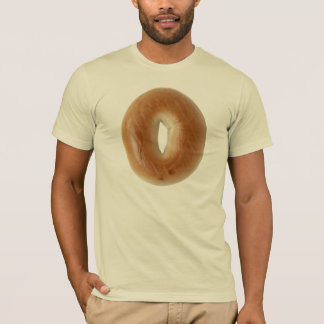 Tennis Funny Bagel T-Shirt