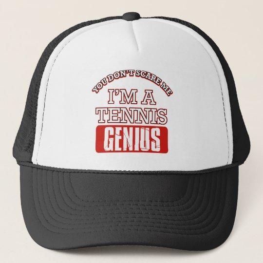 tennis  genius cap