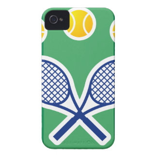 Tennis gift Case-Mate iPhone 4 cases