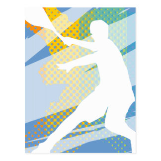 Tennis Gifts for tennis players and tennis fans Post Cards