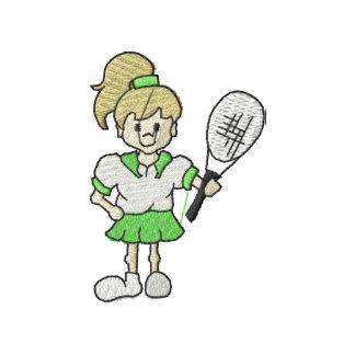 Tennis Girl Polos