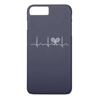 Tennis Heartbeat iPhone 8 Plus/7 Plus Case