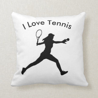 Tennis image for Throw Cushion