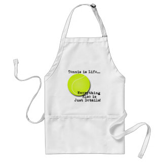 Tennis is Life Standard Apron