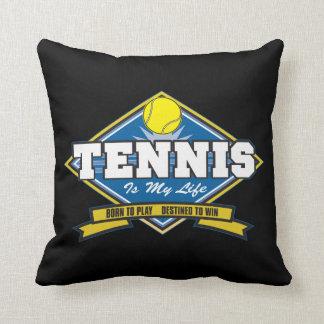 Tennis is My Life Cushion
