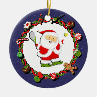 tennis keepsake gifts christmas ornament