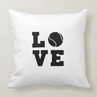 Tennis Love Cushion
