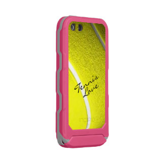 Tennis Love Pink Incipio ATLAS ID™ iPhone 5 Case