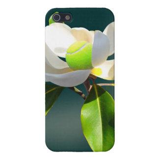 Tennis Magnolia iPhone 5 Covers