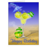 Tennis Margarita, Happy Birthday
