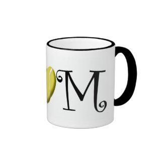 Tennis Mom, Black Mugs