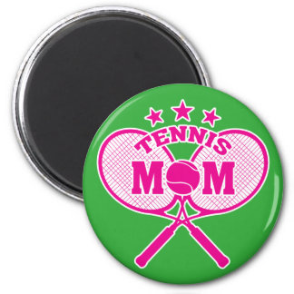 Tennis Mom Magnet