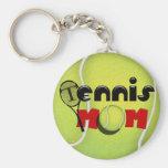 Tennis Mum Keychain