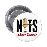 Tennis Nut 2 Pins