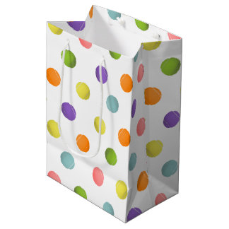 Tennis Party Medium Gift Bag