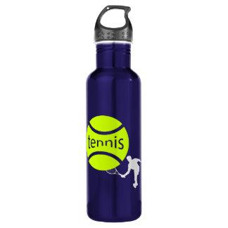 Tennis player 710 ml water bottle