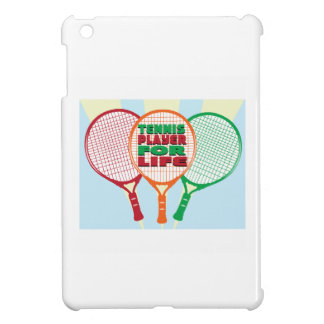 Tennis player for life cover for the iPad mini