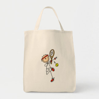 Tennis Player with Racquet Tshirts and Gifts