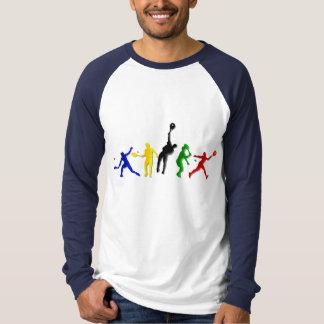 Tennis players   Tennis coaches Mens Athlete T-Shirt