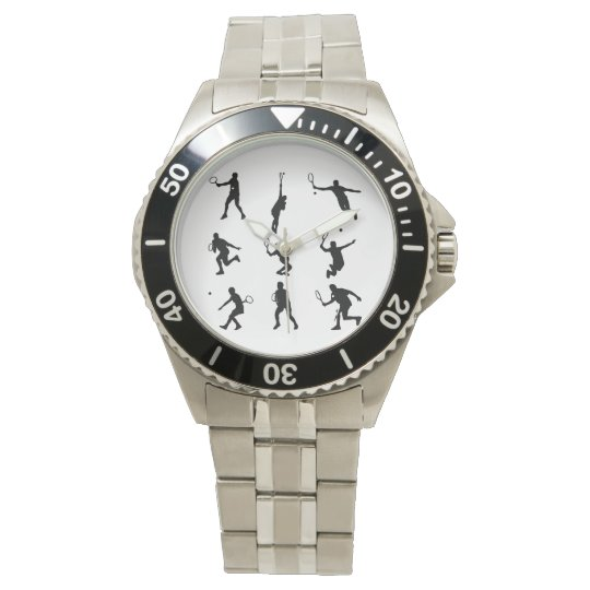 Tennis Players Wrist Watches