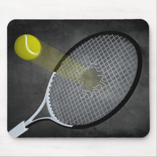 Tennis power! mouse mat