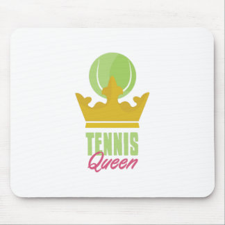 Tennis Queen Mouse Mat