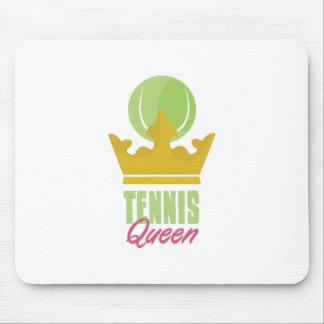Tennis Queen Mouse Mat