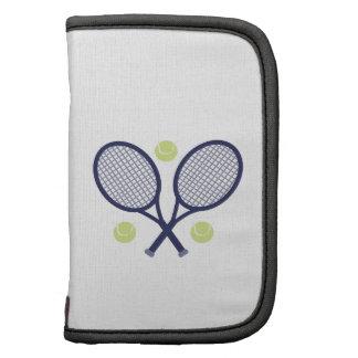 Tennis Rackets Planners