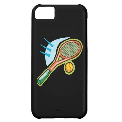 Tennis Racquet iPhone 5C Case