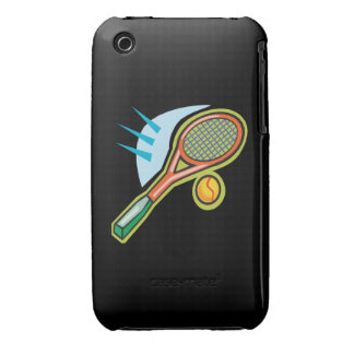 Tennis Racquet iPhone 3 Case