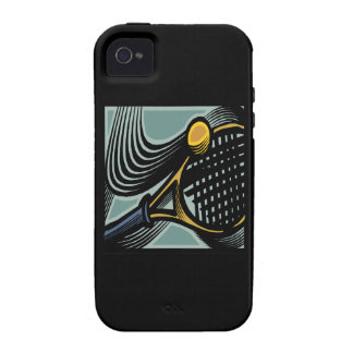 Tennis Racquet Case For The iPhone 4