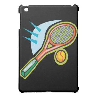 Tennis Racquet iPad Mini Cases