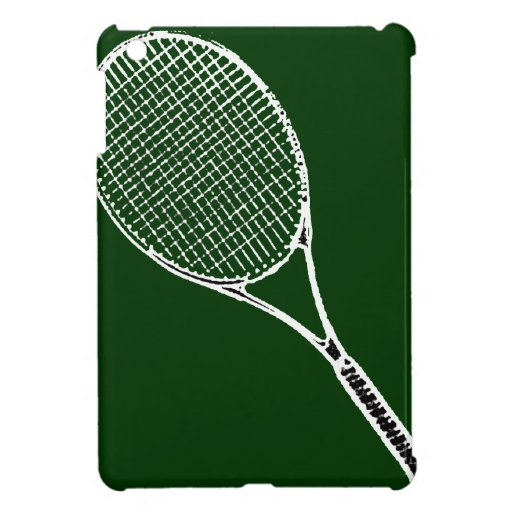 tennis racquet iPad mini case