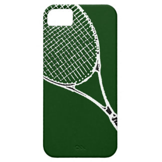 tennis racquet iPhone 5 cover