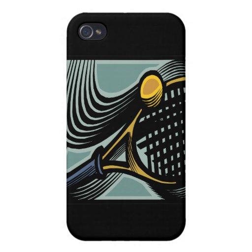 Tennis Racquet Case For iPhone 4