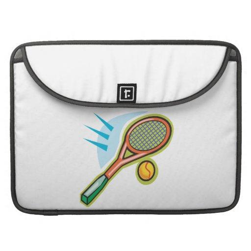 Tennis Racquet Sleeves For MacBook Pro