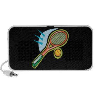 Tennis Racquet Portable Speaker