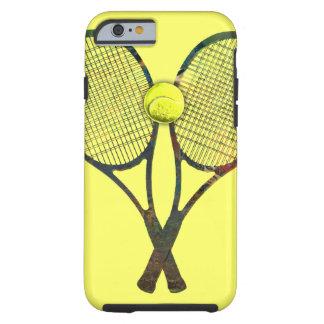 TENNIS RACQUETS & BALL iPhone 6 Case