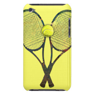 TENNIS RACQUETS & BALL iPod Touch Case-Mate Case