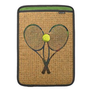 TENNIS RACQUETS & BALL MacBook Air Sleeve