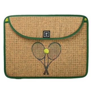 TENNIS RACQUETS & BALL MacBook Pro Sleeve