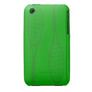 Tennis Racquets iPhone 3 Case-Mate Case